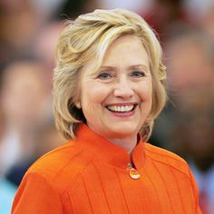 Hillary Rodham Clinton's Changing Looks - 2015  - from InStyle.com