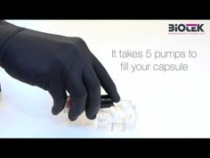 Discover how to fill a capsule in 5 pumps with the new Airless colors by Biotek Vip, Take That, Stuff To Buy