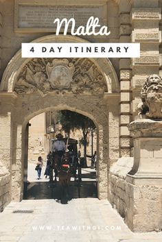 Planning a trip to the Malta? Here's my 4 day itinerary for seeing Malta, Gozo and Comino and where to stay and eat. Backpacking Europe, Holiday Destinations, Travel Destinations, Malta Travel Guide, European City Breaks, Malta Island, Travel Inspiration, Travel Ideas, Travel Tips