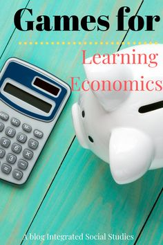 Economics can be boring. Don't let that happen. Learn how to teach basic economic principals to your high school students. From housing markets and negotiation with Monopoly to commodities trading with Pit and an original card game for speculation and trading, your students will love learning economics. #gamesintheclassroom #tptpin Learn Economics, Teaching Economics, Basic Economics, Economics Lessons, Social Studies Lesson Plans, Math Lesson Plans, Teacher Blogs, Teacher Resources, Fluency Practice