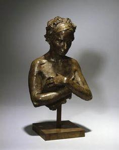 buste  de femme II Christophe Charbonnel