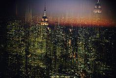 ERNST HAAS ESTATE | COLOR: NEW YORK