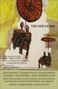 3 elements literary review submissions from the guard
