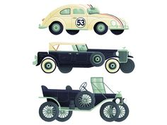 Automobiles by MUTI #Design Popular #Dribbble #shots