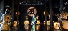 密教儀式の舞台 十二神将像 東寺・灌頂院