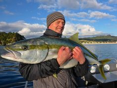 Winter Fishing in New Zealand