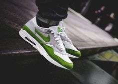 Patta x Nike Air Max 1 'Spring Green' - 2009... – Sweetsoles – Sneakers, kicks and trainers. On feet.