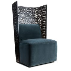 High Back Mashrabiya Chair – SACD