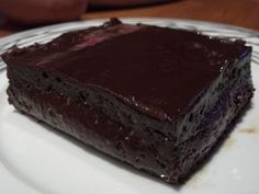 Sweets Recipes, Cookie Recipes, Yummy Recipes, Recipies, Low Calorie Cake, Greek Desserts, Greek Recipes, Chocolate Sweets, How To Make Cake