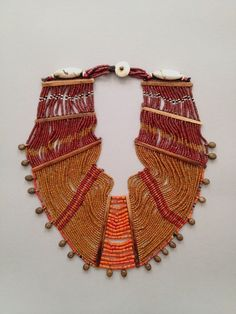 Naga, Konyak  necklace