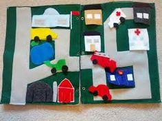Resultado de imagen para quiet book montessori