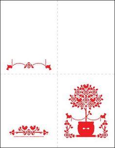 Tea Towel inspiration card