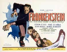 Frankenstein: [The man who made a monster] - Dir. by James Whale - Films - DVD-756