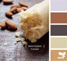 Design Seeds - marzipan tones