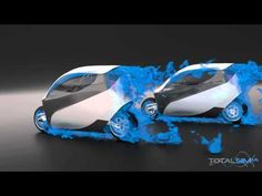 LES .  Lit Motors | TotalSim CFD Animation - YouTube