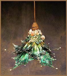 Mermaid Fairy Wings LED Lamp/Night-LightRTSIridescent