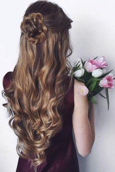 Όλα τα Christmas hairstyle που μπορείς να κάνεις αυτές τι γιορτές!