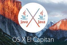 Get Java in OS X El Capitan