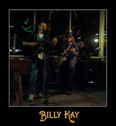 Billy Danny and Mike performing at Slaughter County Brewing