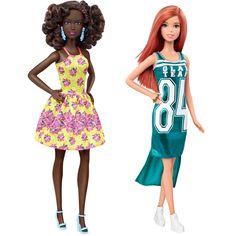 SPECIAL OFFER! Barbie® Fashionistas™ Doll Gift Set - Original - Shop.Mattel.com