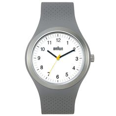 The new Braun watches are finally out.