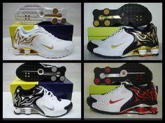 Nike Shox R4 Torch