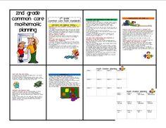 2nd Grade Common Core Mathematics
