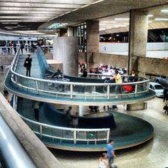 Aeroporto Internacional de Confins/Tancredo Neves (CNF) en Confins, Belo Horizonte - Minas Gerais (Brasil)