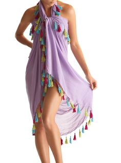 Lunaria Cover Up by Ondademar Swimwear