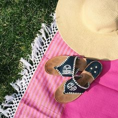 Jacks and a sunhat #bestcombination