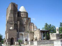 Centre historique de Shakhrisyabz