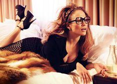 Jennifer Lopez: Vogue Italia