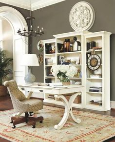 lovely home #office space