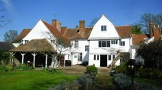 See centuries of history at the National Trust's Paycocke's House, formerly a Tudor merchant's home in Coggeshall, Essex.