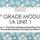 This  PowerPoint is the first lesson in unit 1 of the 2014 revised Engage NY curriculum for fourth grade. This new material reflects the changes th...