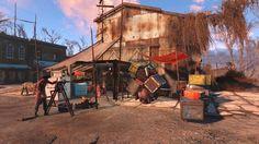 Post with 1168 views. Building Concept, Building Ideas, Fallout Mods, Fallout 4 Settlement Ideas, Dystopian Future, Sims Ideas, Post Apocalypse, Borderlands, Caravans