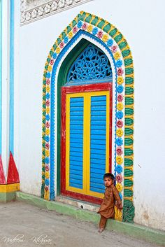 Colors Of Punjab. by Nadeem Khawar., via Flickr