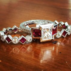 #diamond, #ruby and #platinum with #handengraved detail
