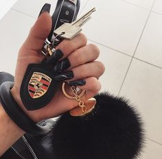 Read Voitures 🚘: from the story 🎀~Photo Chronique~🎀 by AmellQueen (👑Queen👑) with reads. French Pedicure Designs, Black Nail Designs, Simple Nail Art Designs, Easy Nail Art, Acrylic Nail Designs, Black Marble Nails, Marble Nail Art, Black Nails, Black Claws