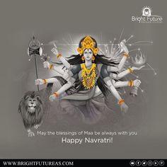 Maa Durga Image, Durga Maa, Durga Goddess, Hanuman, Maha Ashtami, Happy Navratri Images, Navratri Wishes Images, Durga Painting, Navratri Festival