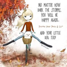 You will be Happy again....
