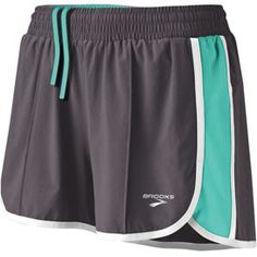 oh how cute!!  Women's Epiphany Stretch Short II by Brooks