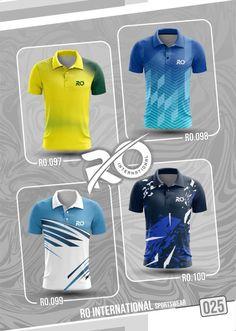 Sport Shirt Design, Sports Jersey Design, Sport T Shirt, Happy Sunday Images, Textiles, Polo T Shirts, New T, Sportswear, Catalog