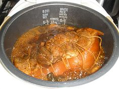 Rice Cooker Roasted Pork Recipe - Japanese Kitchen