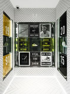 Behance :: For You Window Display Design, Store Window Displays, Booth Design, Wall Design, Nike Retail, Wayfinding Signage, Store Windows, Poster S, Retail Interior