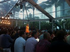 poko pano 2013 swim collection at @Mercedes-Benz Fashion Week in #miami. #mbfwswim #fashionweek