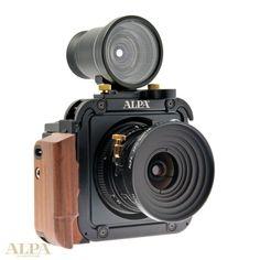 ALPA OF SWITZERLAND - Hersteller herausragender Kameras - ALPA 12 TC
