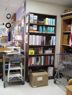 Supplies & Resource Storage | by teachingpalette