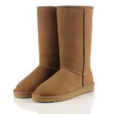 Cheap UGG Boots Classic Tall 5815 Chestnut Outlet Online Sale Black Friday and Cyber Monday