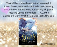 Thank you, A.J. Pine, for your kind words about Beyond the Stars! I *might* have squealed when I heard you read my book. #fangirl #books